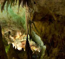 Carlsbad Caverns  by oastudios