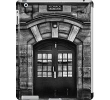 University Of Toronto Mechanical Engineering Building iPad Case/Skin