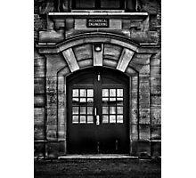 University Of Toronto Mechanical Engineering Building Photographic Print
