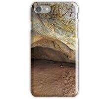 Coiba Mare cave in Romania iPhone Case/Skin