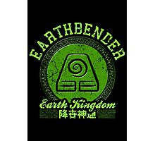 Earthbender Photographic Print