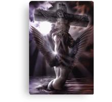 Gabriel's Redemption Canvas Print