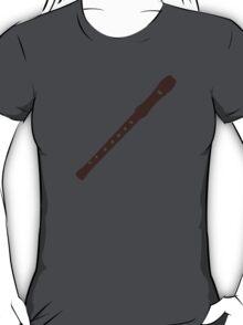 Flute instrument T-Shirt