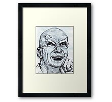 Chikatilo - The Red Ripper Framed Print
