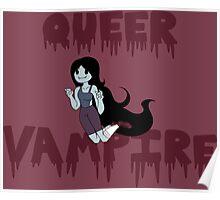 queer vampire Poster