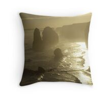The Twelve Apostles Throw Pillow