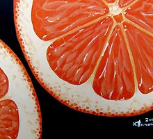 Delightfully Citrus by createdtocreate