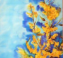 Golden Wattle by Lorna Gerard