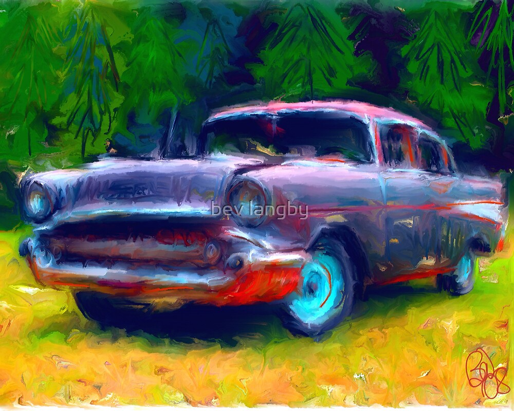 Grand Old Dame /to all the oldies didnt we love em.... by bev langby
