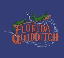 Florida Quidditch shirt (full color) by Florida Quidditch