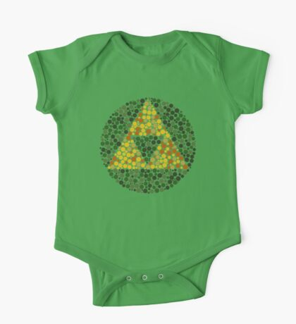 Can You See the Triforce, Link? One Piece - Short Sleeve