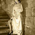 hollywood noir by Maree Spagnol Makeup Artistry (missrubyrouge)