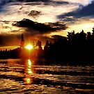 Virgin Sunset by Marny Barnes