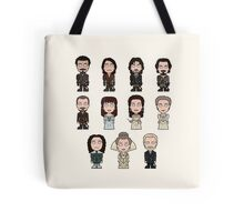 The Musketeers Cast (bag/pillow) Tote Bag