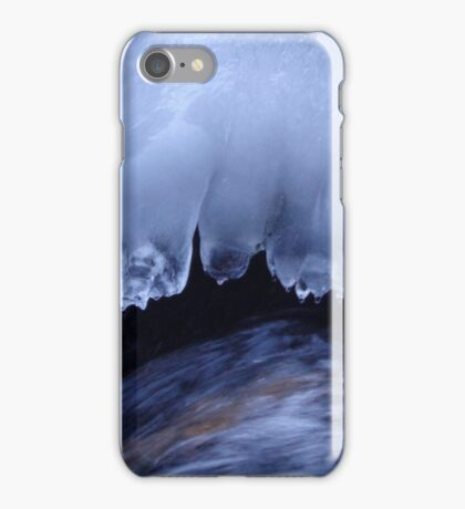 Ice Formations iPhone Case/Skin
