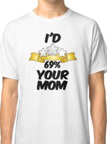 69% VICTORY  Classic T-Shirt