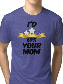 69% VICTORY  Tri-blend T-Shirt