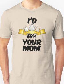 69% VICTORY  T-Shirt