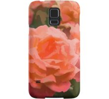 Happy, Fragrant Roses - Impressions of June Samsung Galaxy Case/Skin