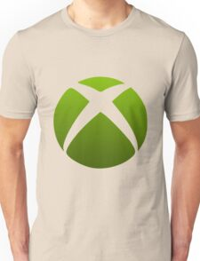 Xbox Logo Design Unisex T-Shirt