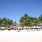Boracay beach by eggypiz