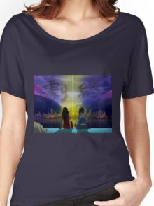 Korrasami with End Credits Women's Relaxed Fit T-Shirt