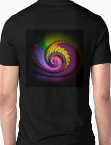 psychedelic, FRACTAL BUDS, prints, posters, wall art, decor, gifts T-Shirt