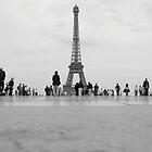 Eiffel Tourist Tower by eeet