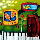 Little Girl's Dream by littlearty