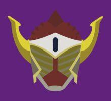 Kamen Rider Baron - Banana Arms by Dalekstu