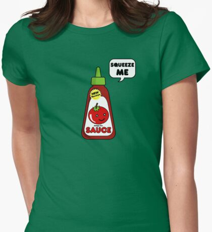 Special Sauce v2 Womens Fitted T-Shirt