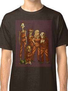 Arkham Nerd Squad Classic T-Shirt
