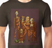 Arkham Nerd Squad Unisex T-Shirt
