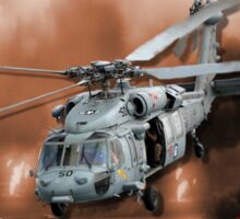 SH-60 SeaHawk Gulf War Veteran Sticker