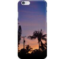 Floridian Sunrise iPhone Case/Skin