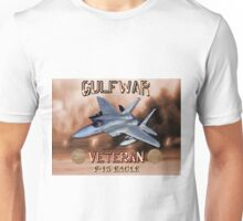 F-15 Eagle Gulf War Veteran Unisex T-Shirt