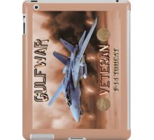 F-14 Tomcat Gulf War Veteran iPad Case/Skin