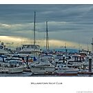 Williamstown Yacht Club by FuriousEnnui