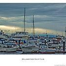 Williamstown Yacht Club by FuriousEnnui