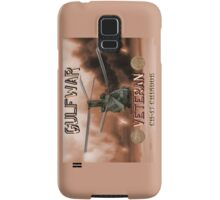 CH-47 Chinook Gulf War Veteran Samsung Galaxy Case/Skin