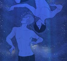 I want to swim with you.. by lauraelyse