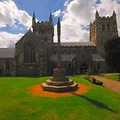 Wimborne Minster by delros