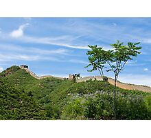 The Great Wall Photographic Print