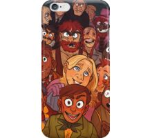 It's time to start the music... iPhone Case/Skin