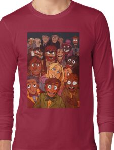 It's time to start the music... Long Sleeve T-Shirt
