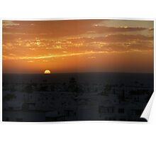 Sunrise Number 2 Poster