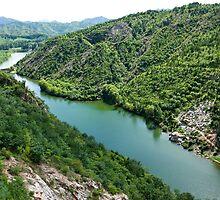 Simatai river by dominiquelandau