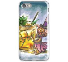 Drink Cozy iPhone Case/Skin