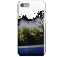 ART photography, wood, forest scenery iPhone Case/Skin