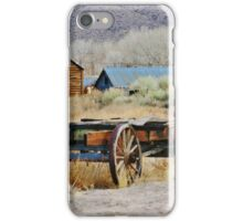 Yesteryears iPhone Case/Skin